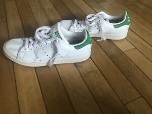 Adidas Women's Stan Smith Casual Sneakers White Green Size 9 DISPLAY MODEL! 886050305438 | eBay