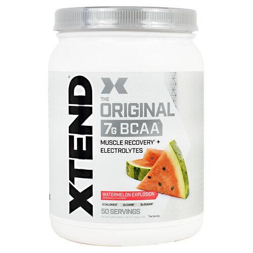 Scivation Xtend Original Bcaas Muskel Muskel Bcaas Wachstum Erholung 50 Portionen Wählen Sie c92873