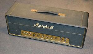 Vintage 1965 Marshall Jtm 45 Jtm45 Mk Ii Plexi Electric