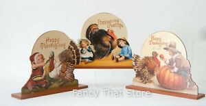 Thanksgiving-Happy-Thanksgiving-Dummy-Boards-Set-of-3-New