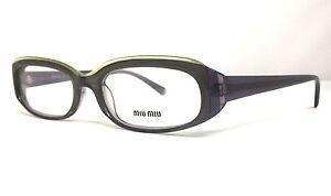 image is loading new prada miu miu glasses frames mod vmu08b - Miu Miu Glasses Frames