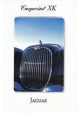JAGUAR XK 120 140 150 Cabrio Coupe Carpoint Tuning Prospekt Brochure 1998 /8