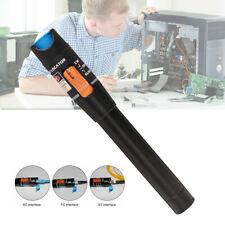 Visual Fault Locator Finder Fiber Optic Cable Tester Test Equipment Sf Fc
