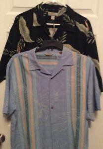 tommy bahama mens silk shirts