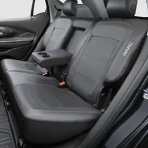 Peachy Details About 2018 Gmc Terrain Protective Complete Gm Accessory Black Rear Seat Cover 84070293 Pabps2019 Chair Design Images Pabps2019Com