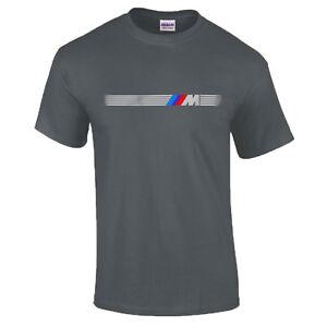 M-Serie-M3-M5-Power-Tur-Platte-Premium-Motorsport-Formel-Rennsport-T-Shirt
