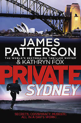 1 of 1 - Private Sydney by James Patterson (Hardback, 2015)