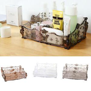 Makeup-Organizer-Case-Office-Box-Cosmetic-Plastic-Storage-Desk-Bath-Bedroom-GIFT