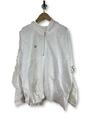 Kanye West Yeezy Season One Tyvek blanc à capuche taille unique taille unique | eBay