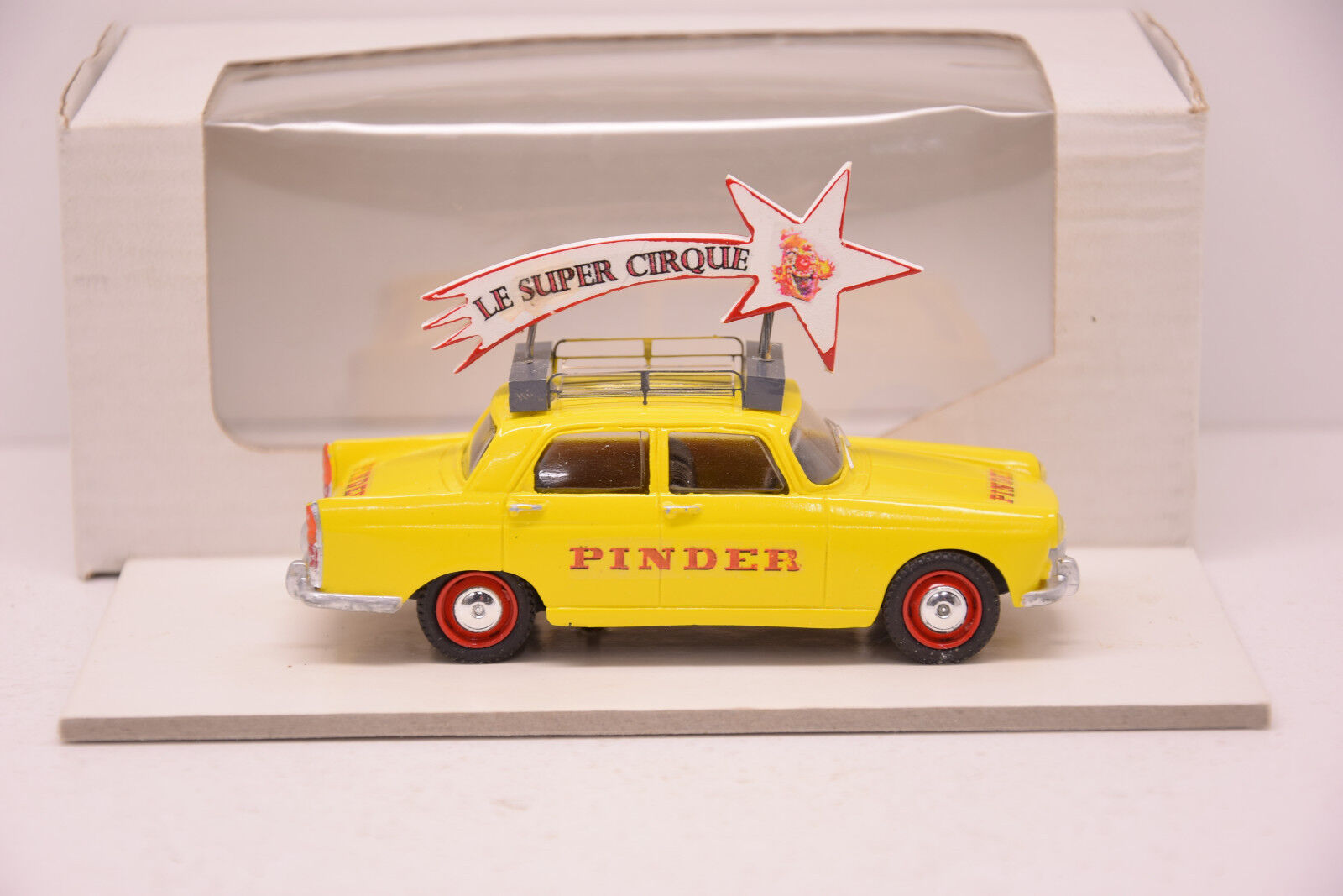 Peugeot 404 Circe pinder miniroute 1 43 in scatola