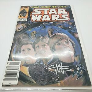 Marvel-Comics-Star-Wars-100-Signed-by-Cynthia-Martin-Artist-COA