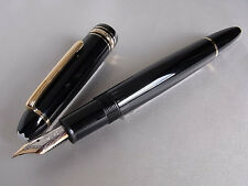 Montblanc Meisterstuck 146 Le Grand Fountain Pen 14K