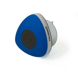 Bassface-BTSW-1-Bluetooth-Car-Handsfree-Radio-Waterproof-Shower-Speaker-Blue