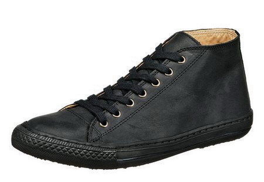 Inuits Halbschuhe Echtleder SchnürStiefel 37 schwarz Halbschuhe Inuits Schnürer Schuhe ,NEU,OVP 8fe154