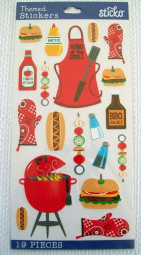 Sticko Embellishments Craft Stickers  NIP