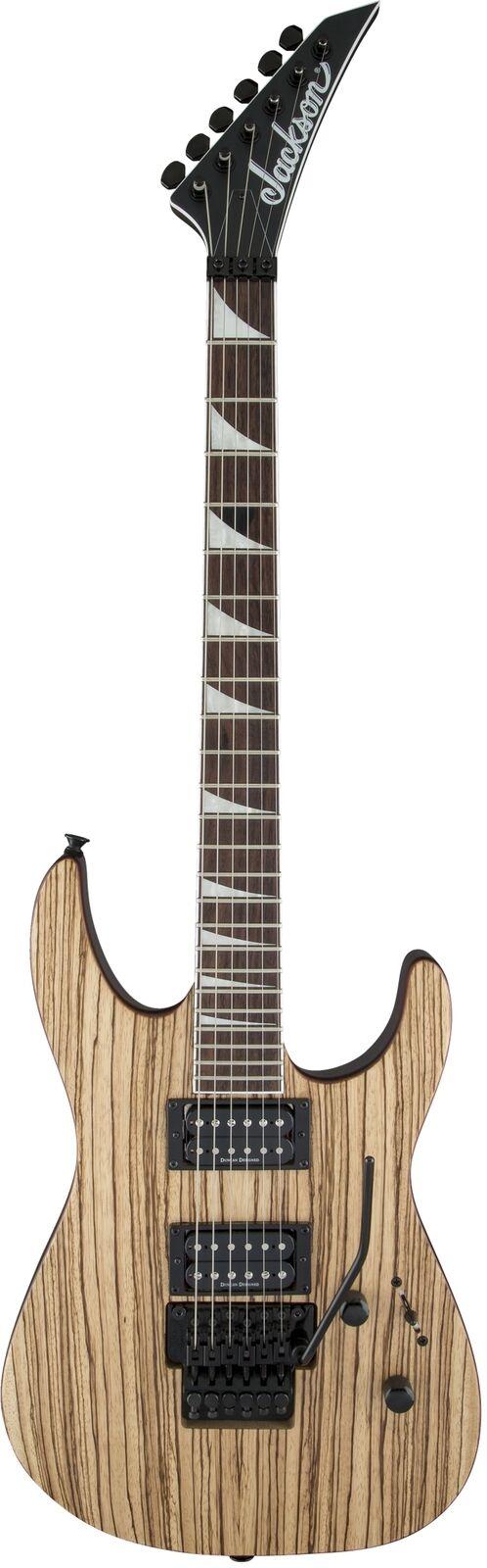 Jackson SLX - Zebra Wood - X Series Solist
