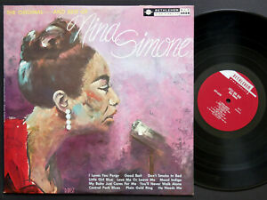 NINA-SIMONE-Little-Girl-Blue-LP-BETHLEHEM-RECORDS-BCP-6028-MONO-JAZZ-VG