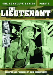 Lieutenant-The-Lieutenant-The-Complete-Series-Part-2-New-DVD-Full