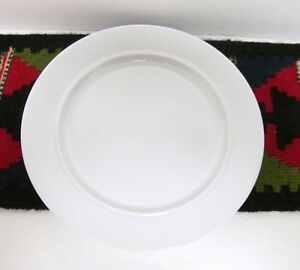 Image is loading Dansk-CAFE-BLANC-11-034-Dinner-Plate-Dish- & Dansk CAFE BLANC 11