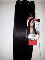 100% Human Hair Yaki Weave142;weft;straight;remy Touch;kima Classic;harlem125