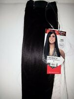 100% Human Hair Yaki Weave142;weft;straight;remy Touch;kima Classic;harlem125