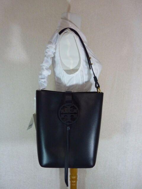 876a915d4 Tory Burch Black Miller Hobo shoulder Tote for sale online