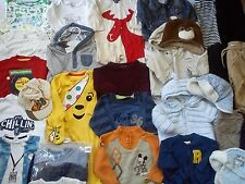AUTUMN WINTER NEXT 42x BUNDLE BABY BOY CLOTHES 6/9 MTHS 9/12 MTHS SUMMER (5.7)