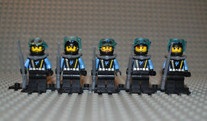 Lego-Figuren-Konvolut-Aqua-Raiders-II-aqu023-aqu025-aqu026