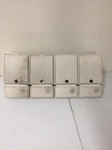 4-Polk-Audio-Model-M3-9143309-White-2-Way-Monitor-Series-2-Speakers