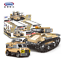 Xingbao-Building-Blocks-Warship-Military-Future-Dreamer-Giant-Excavator-Police thumbnail 36