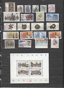 Berlin Vol. 1987 Hung. Compl. Michel 45.