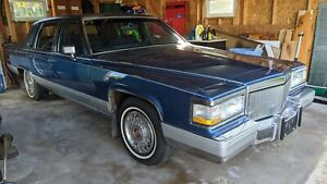 1992 Cadillac Brougham D'Elegance