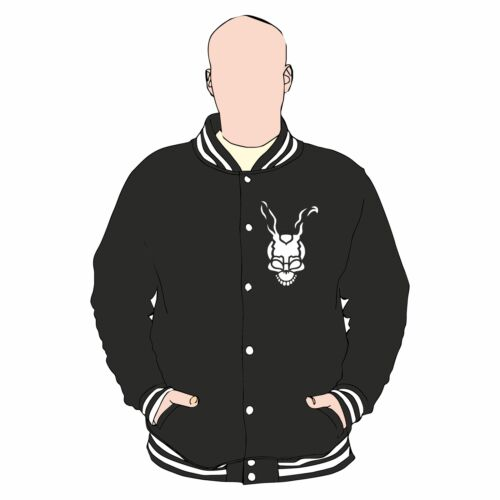 culto // PELLICOLA // Geek DONNIE Darko COLLEGE Giacca