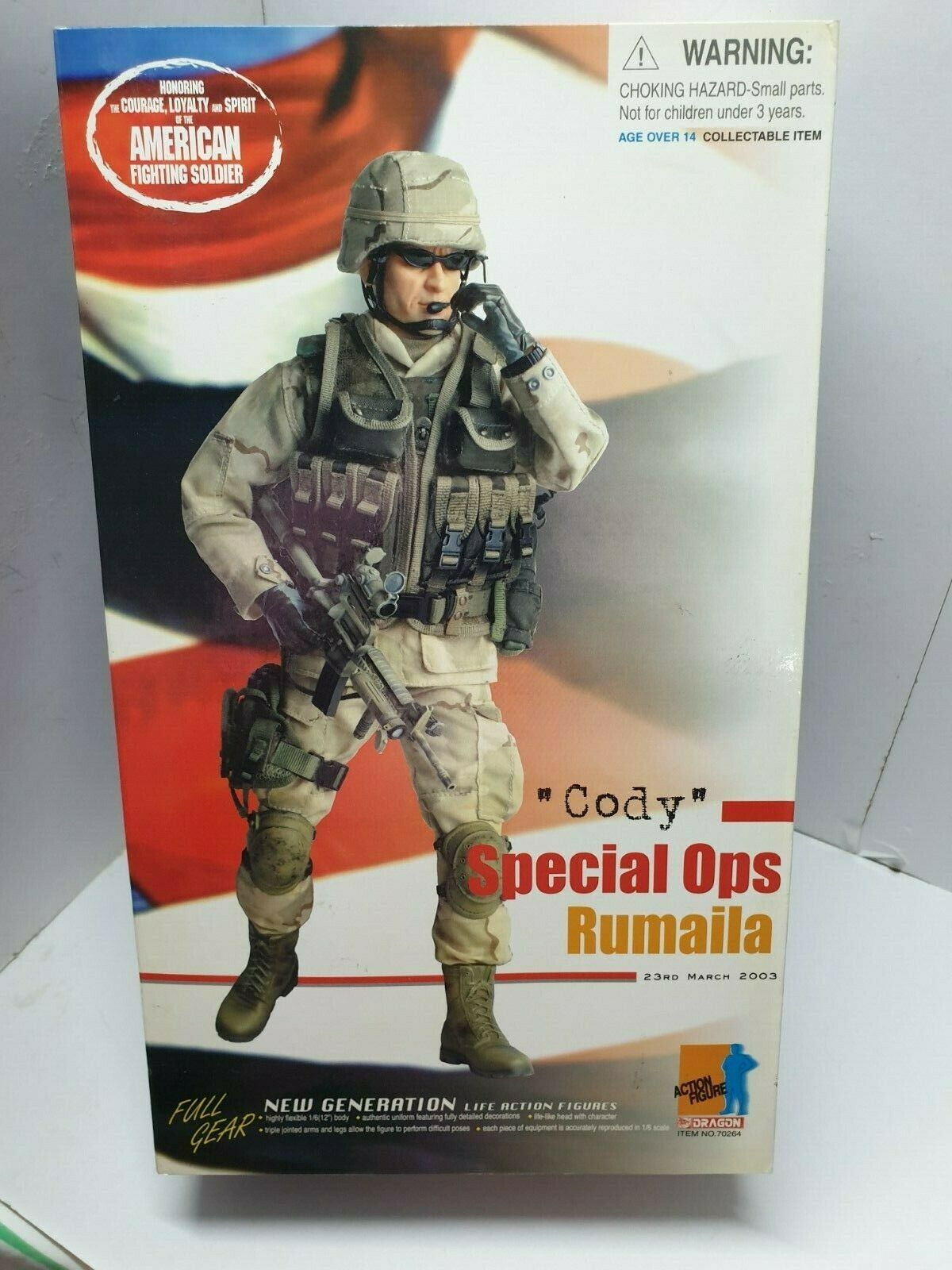 Dragon 1 6  Special Ops Rumaila Cody  2