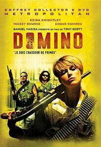 [DVD] Domino version steelbook - Edition Collector 2 DVD - TRÈS BON ÉTAT