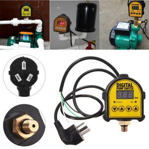 REGOLATORE-di-Pressione-Digitale-Automatico-su-Interruttore-220V-per-l-039-acqua-AIL-GAS-POMPA