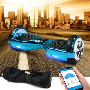 Hoverboard E-Balance Scooter Smart Hover Board Elektroroller Elektro Skateboard