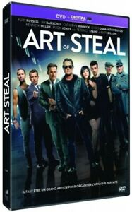 ART-OF-STEAL-DVD-NEUF