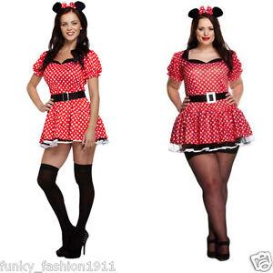 Vestidos de minnie mouse para mujer