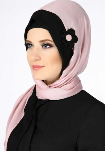 23104 Praktisch Schal Kopftuch Türban Esarp Sal Tesettür Hijab Khimar