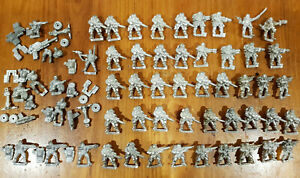 HUGE-Multi-listing-Storm-Troopers-Imperial-Guard-Mint-metal-models-Sergeant-OOP