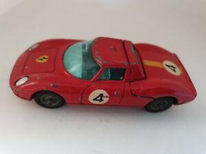 Vintage-Corgi-314-Ferrari-Berlinetta-Mans-1965-1972