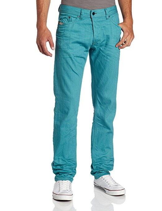 NEW Diesel Jeans Darron in Sea bluee Size 32x32 Reg. Slim-Tapered