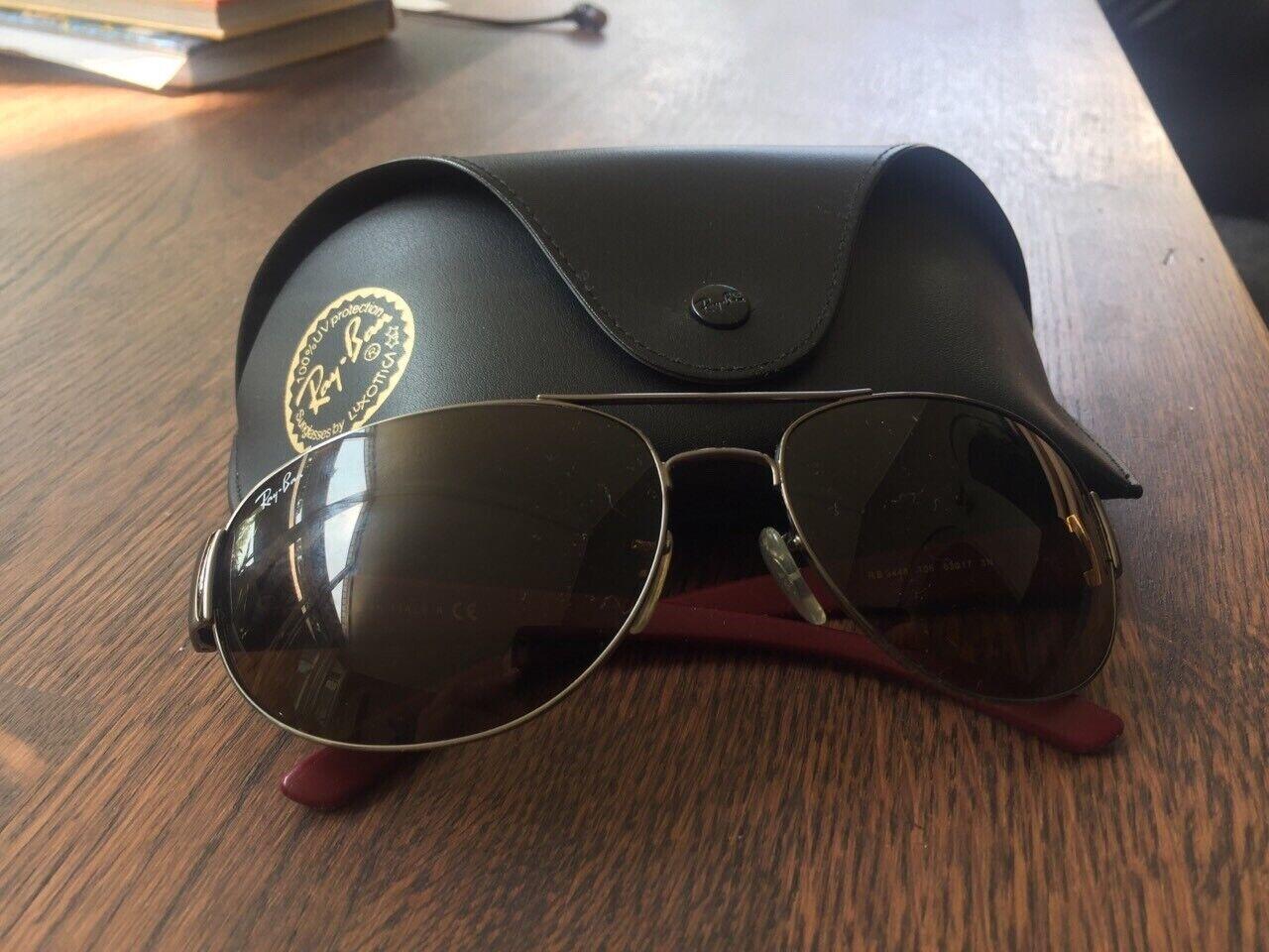 Solbriller herre, Ray Ban