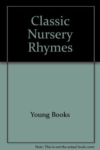 Classic Nursery Rhymes,Young Books,Frederick Richardson