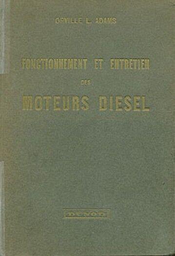 Funcionamiento y mantenimiento de motores diesel
