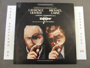 SLEUTH-ORIGINAL-SOUNDTRACK-LP-LAURENCE-OLIVIER-JOHN-ADDISON-MICHAEL-CAINE