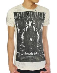 Class Pearly King Bianco ossapkts019 T Sporco shirt qMVGUzSp