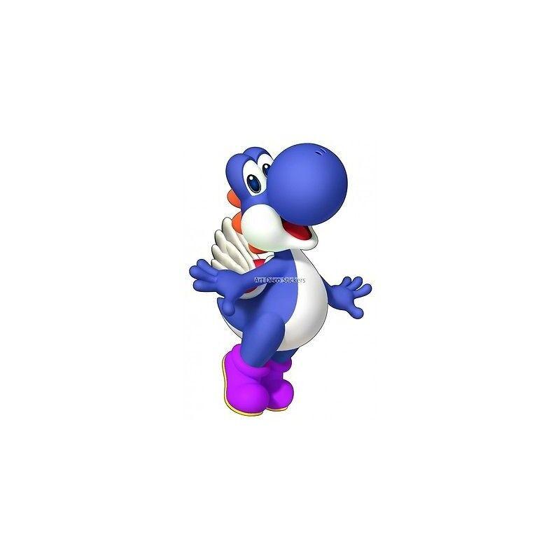 Adesivi adesivo bambino bambino bambino Yoshi Mario ref 9542 74aa8a