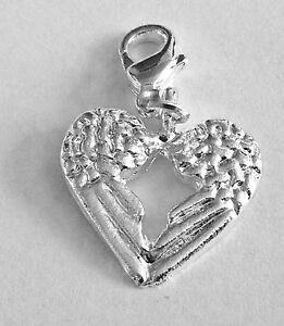 LOVELY-SILVER-ANGEL-WINGS-HEART-CLIP-ON-CHARM-FOR-BRACELETS-SILVER-ALLOY